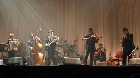 The Partisan - a highlight of each concert