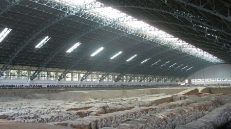 The Terracotta Warriors Pit 1