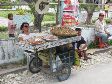 The Nut Seller