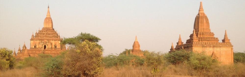 Bagan Scene