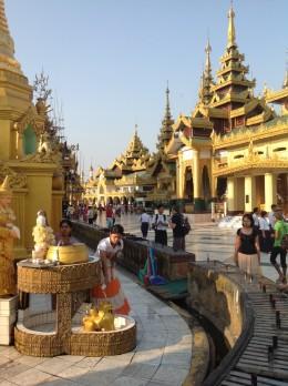 Schwedagon Paya Yangon