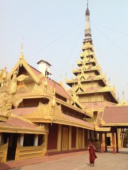 Royal Palace at Mandalay