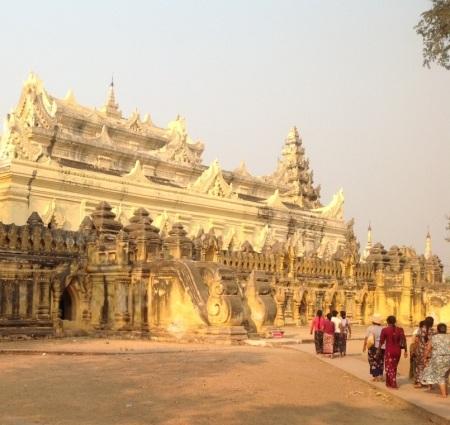 Maha Aungmye Bonzan, Inwa