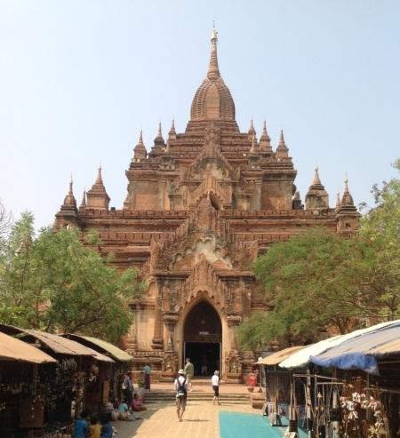 Htilominlo Pahto, Bagan