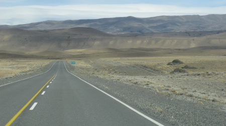 Route 40 extends the length of Argentina