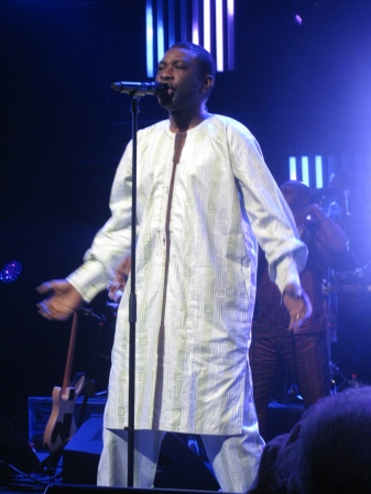 Yousser N'Dour is arguably Africa's most famous singer today