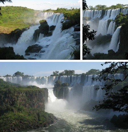 The Iguarzu Falls is one of the most spectacular natural wonders on the planet