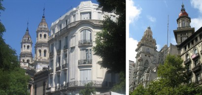 There are many architectural delights and fine buildings in Buenos Aires.