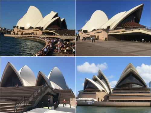 The Sydney Opera House is one of the world's most distinctive buildings.