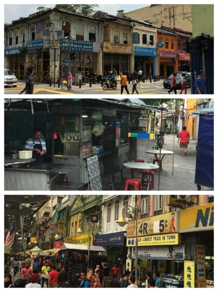 Old Kuala Lumpur.