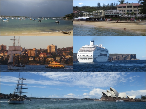 There would be no Sydney without its harbour which is used by vessels large and small. An extensive ferry service provides one of the more pleasurable options for commuting to work as well as access to many communities like Rose Bay and Watsons Bay.