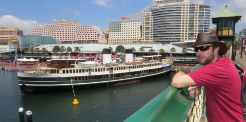 Darling Harbour was transformed in the 1980s and is now a thriving centre with many hotels and Leisure attractions including the Sydney Casino.
