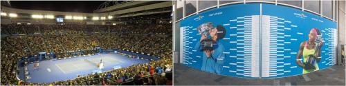 The reason for the writer's two recent visits to Melbourne was to watch the Australian Open Tennis – allegedly the players favourite Grand Slam event. Novak Djokovic won in both 2015 and 2016 whilst Serena Williams was surprisingly by beaten by Angelique Kerber in the 2016 Final after triumphing in 2015.