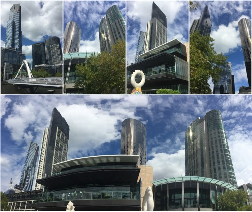 41 Melbourne contains a wealth of architecturally impressive high rise developments – many concentrated in the Southbank area.