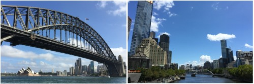 Melbourne with its river or Sydney with its harbour? Both are impressive cities so why not visit both?