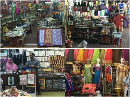 28 Shopkeepers in Little India.
