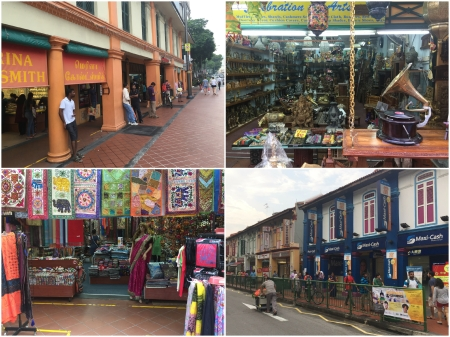 31 Little India is popular with visitors and locals alike.