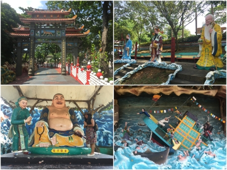 still one of the most macabre and popular sections of Haw Par Villa.