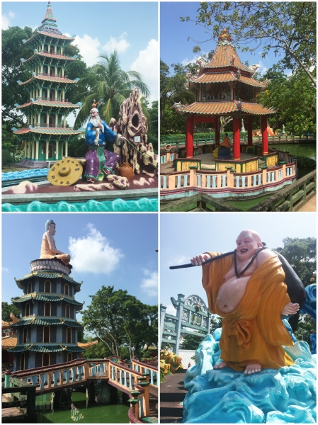 35 It does not take too long to explore the colourful park at Haw Par Villa.
