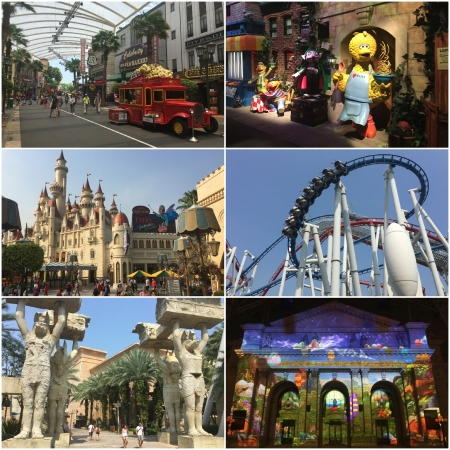 9 Universal Studios Singapore on Sentosa will keep children and their parents entertained all day – and longer!