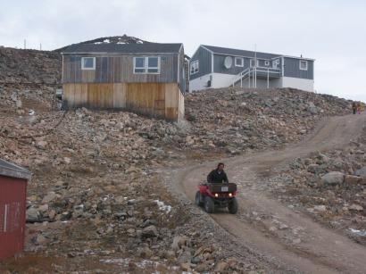 There are plenty of Quad Bikes in Ittoqqortoormiit